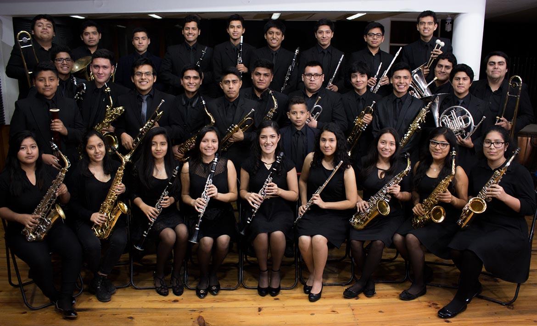 Banda Sinfónica Arpegio Perú